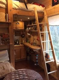 tiny house bed ideas. Modren Ideas Phenomenal Tiny House Bed Idea Bunk For Family Home Bedroom And Breakfast  Downstair Under Kitchen Lift Loft To Ideas