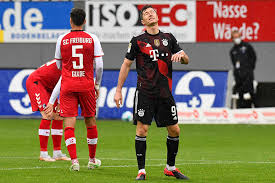 Check out his latest detailed stats including goals, assists, strengths & weaknesses and match ratings. Football Lewandowski Equals Bundesliga Record With 40th Goal This Season Abs Cbn News
