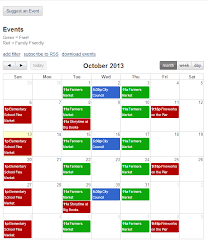 event calendar online database and workflow templates event calendar