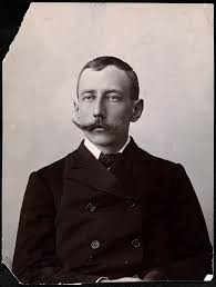 Portrett av Roald Amundsen, ca 1909   Dato / Date: ca 1909 F…   Flickr