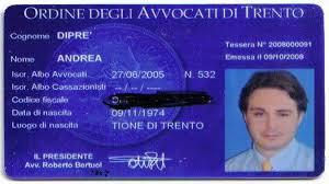 Andrea Dipre è veramente un avvocato? - Quora