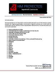 Carta De Presentacion Modelo Modelo Carta De Presentacion Empresa Udocz