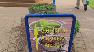 Kitchen Garden Program On Stephanie Alexanders Kitchen Garden Knife Fork In The Road