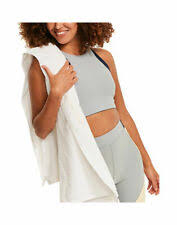 New Balance Womens <b>Reclaim Hybrid Crop</b> Bra Top | eBay