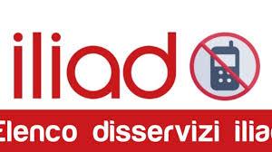 Disservizi Iliad | Elenco segnalazioni disservizi e anomalie ...