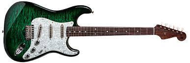 Quilt Top Strats | Fender® Custom Shop & green-quilt. dalegreenquiltstrat1 Adamdwight.com
