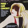 Paris: Cafe Concert