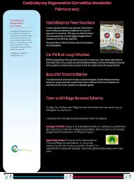 haccp level food safety management system training castleblayney regeneration committee newsletter 2017