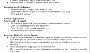 Teenage Resume Example High School Student Resume Templates Work