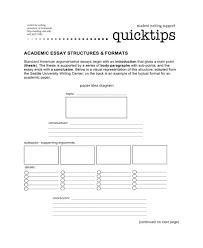 15 Essay Format Templates Pdf Free Premium Templates