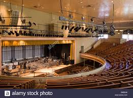 Grand Ole Opry Ryman Seating Chart Seats And Stage At The Ryman Auditorium Former Home Of The