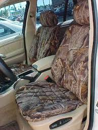 bmw x5 realtree seat covers