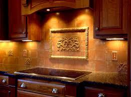Tile Murals For Kitchen Kitchen Wonderful Kitchen Backsplash Murals Decorative Ceramic