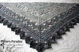 Free Shawl Crochet Patterns Cool Join Me For The Spring Showers Shawl Crochet Along CAL Pattern