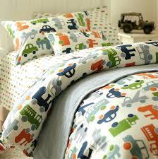decoration cars twin comforter set cute cartoon car bedding full teenage kids boy plush cotton
