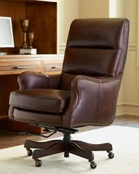 leather desk chairs. Bryant Leather Office Chair Desk Chairs H