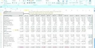 Cash Flow Excel Spreadsheet Template Arttion Co