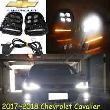 Cavalier Fog Lights Us 38 0 5 Off Cavalier Daytime Light 2017 2018 Year Free Ship Led Cavalier Fog Light 2ps Set Cruz Cavalier Daytime Light Cavalier In Car Light