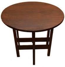 furniture table. Antique Stickley Furniture Table E
