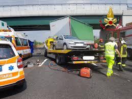 Incidente mortale sulla A4 tra Rho e la barriera di Milano ...