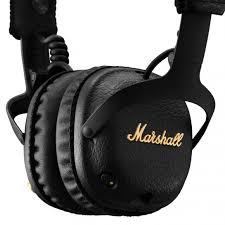 Marshall Mid ANC Bluetooth Black】 купить наушники в Киеве, Днепре и Одессе  - Soundmag