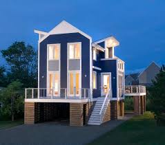 Modern Minimalist Blue Nuance Of The Cool Houses Can Be Decor With