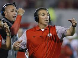 urban meyer right placed on paid administrative leave by ohio state revealed