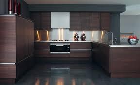 dark wood modern kitchen cabinets. Fantastic Kitchen Design Darkwood Modern Cabinets Granite Tile Floor Dark Wood T