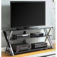 tv stand with shelves. Plain Shelves Whalen Black TV Stand For 65 Throughout Tv With Shelves T