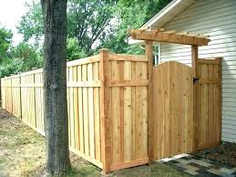 building a wooden fence wood privacy plans how to build designs diy gate