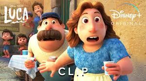 Daniela The Overprotective Mom - Disney and Pixar LUCA (HD 1080pFHR) -  YouTube