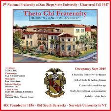 Sdsu Interior Design Mesmerizing Theta Chi Fraternity SDSU Home