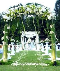 outdoor wedding decoration ideas on a budget garden wedding ideas incredible garden wedding decor ideas decoration