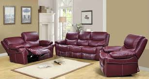 red leather reclining sofa. Captivating Interesting Dark Red Leather Burgundy Couch And Beautiful Laminate Floor Reclining Sofa