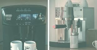 Pump driven and 15 bars. Best Delonghi Espresso Machines Reviews Of The Top 4