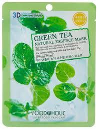 Foodaholic <b>Тканевая 3D маска</b> с натуральным экстрактом ...