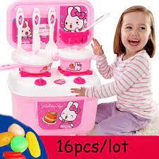 Dụng cụ nhà bếp đồ chơi thông minh | Đồ chơi giáo dục đầu đời