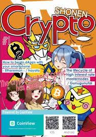 Manga Charts Bitcoin And Manga Collide In Shonen Crypto Bitcoin Network