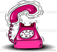 Image result for imaging of ringing telephone