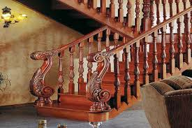 wooden railing designs for stairs. Brilliant Designs Wooden Staircase Railing Designs Home In For Stairs R