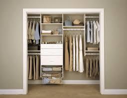 best modular closet kit easy track deluxe starter closet system