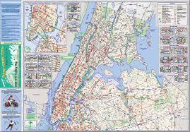 nycgov bike map archive  nyc bike maps
