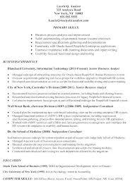 Fraud Analyst Sample Resume Extraordinary Sample Resume Human Resources Analyst Also Hr Analyst Resume Sample