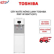 Cây nước nóng lạnh Toshiba RWF-W1664TV(W1) - Hàng chính hãng - Giá rẻ nhất  chính hãng 2,690,000đ