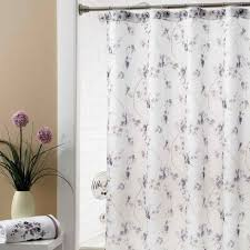u fabric shower curtains extra long and extra wide u curtain incredible white ruffled with artwork