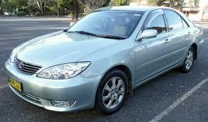 File:2004-2006 Toyota Camry (MCV36R) Grande sedan 01.jpg ...