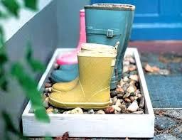 Decorative Boot Tray Jumbo Boot Tray Small Boot Tray Boot Tray X Cm Leaves Small 87