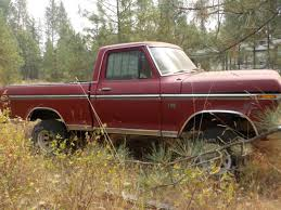 Classic 74 Ford F100 Shortbox Truck 390 engine with 4 speed manual ...