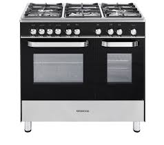 Gas Range With Gas Oven Buy Kenwood Ck405g Gas Range Cooker Black Free Delivery Currys