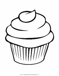 Disegno Cupcake6 Personaggio Cartone Animato Da Colorare
